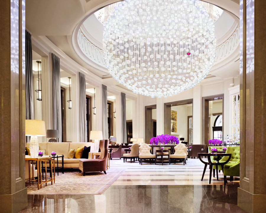 Photo courtesy of Corinthia Hotel London