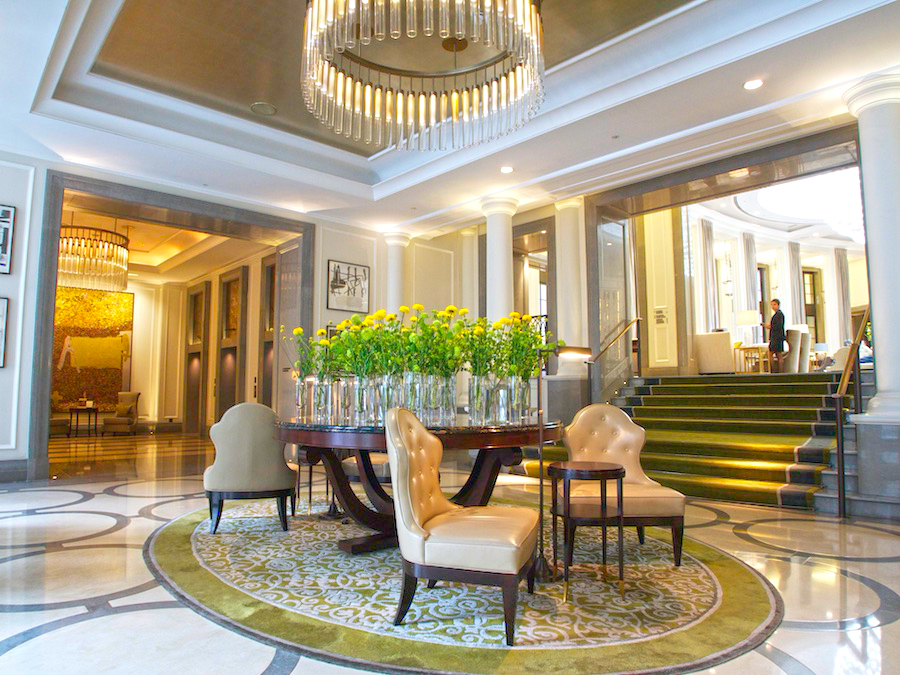 Corinthia London Hotel, luxury accommodation London