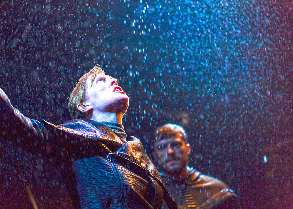 Aisling O'Sullivan and Gavin Drea in DruidShakespeare photo by Matthew Thompson