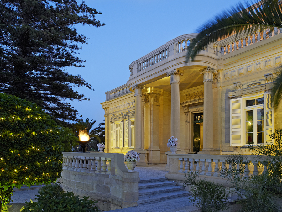 Photo courtesy of Corinthia Palace Hotel & Spa