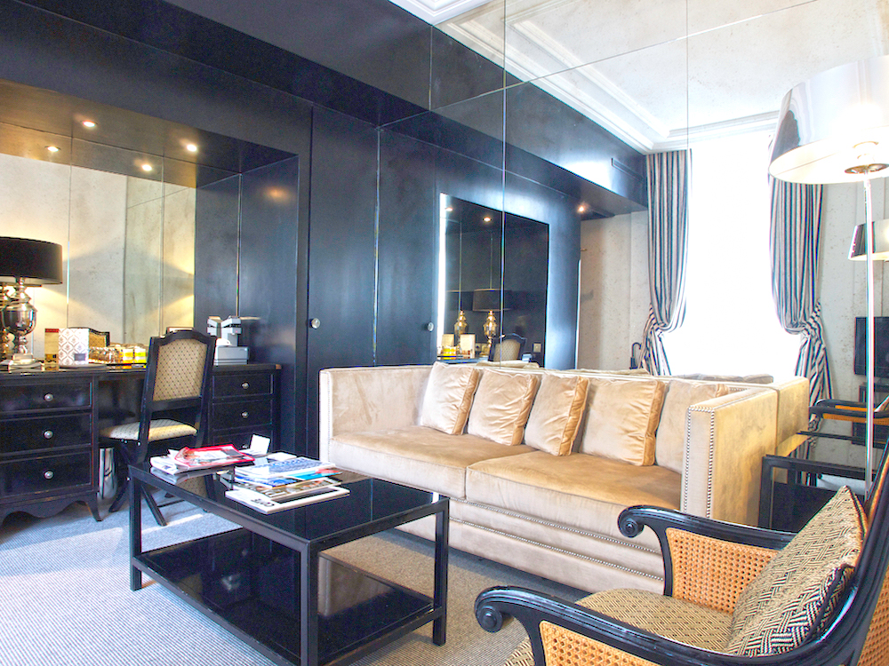 luxury accommodation in Paris