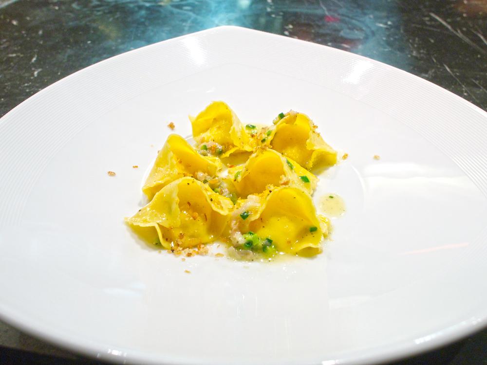 fagotelli carbonara, gourmet pasta