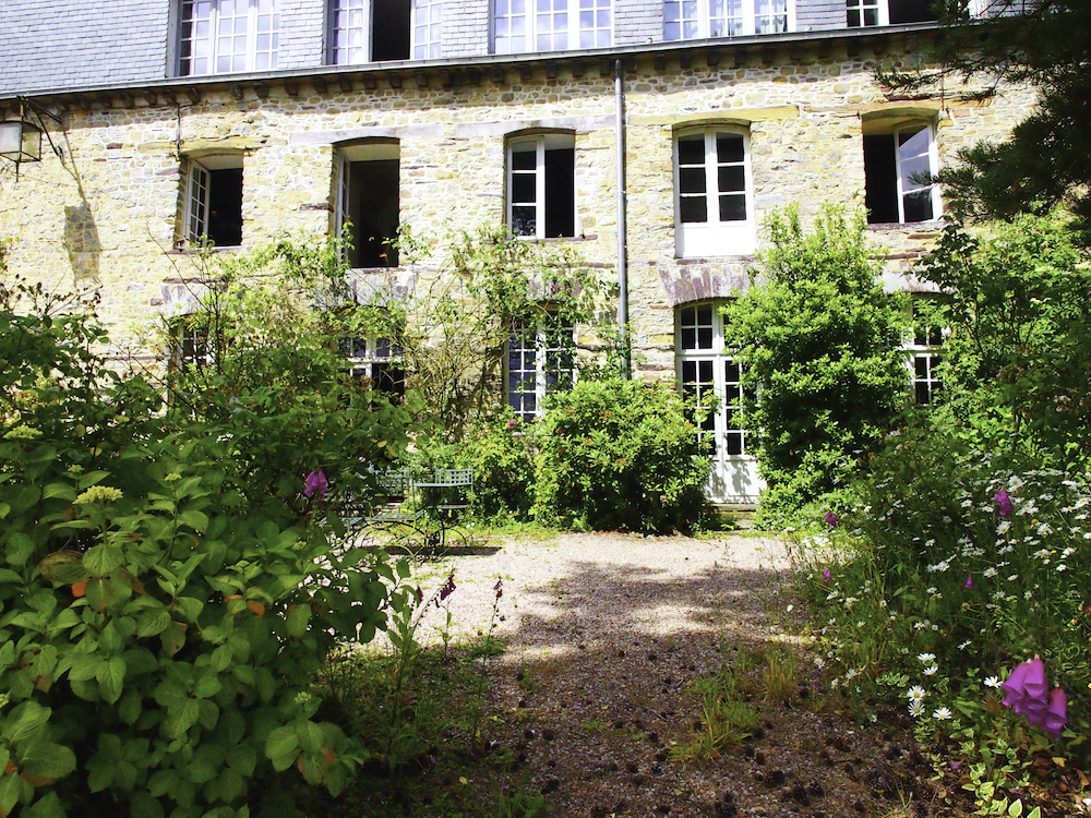 Manoir du Tertre, Caroline Brot Brittany, hystoric accommodation in Brittany, accommodation in Paimpont