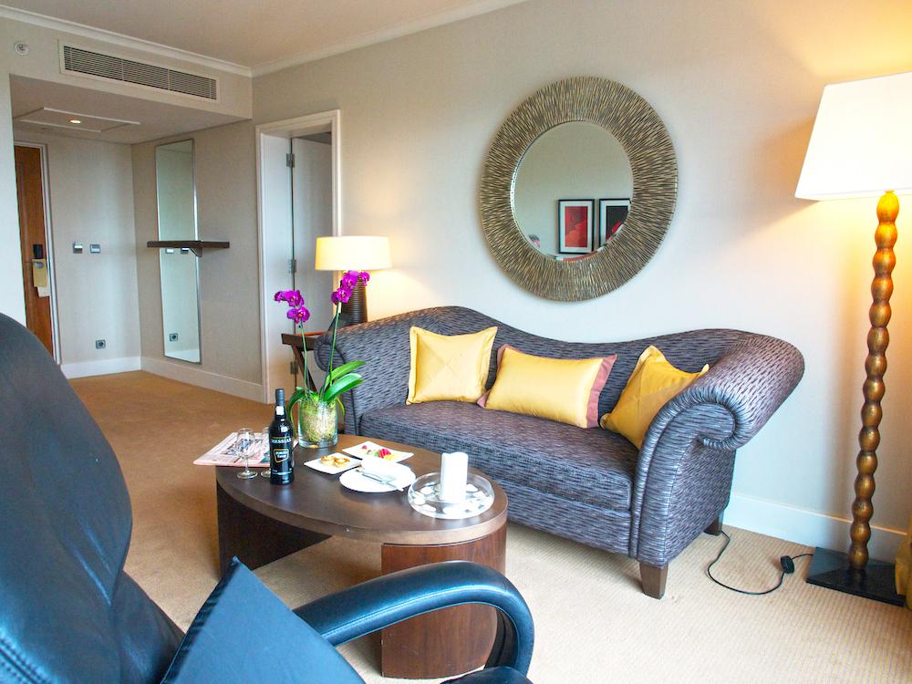 Corinthia Hotel Lisbon bedrooms,