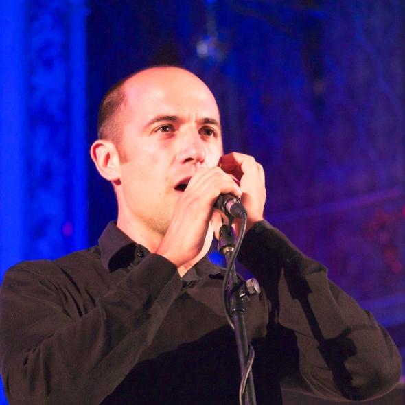 Petru Santu Guelfucci singer, polyphonic choral tradition of Corsica