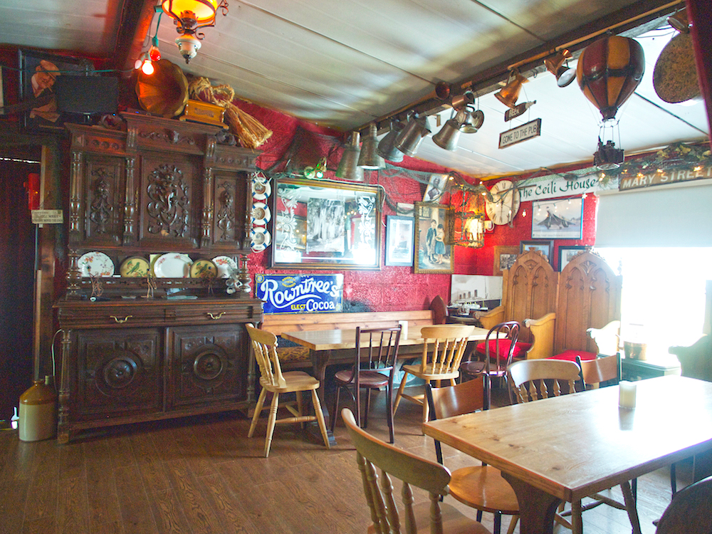 The Ceili House Fermanagh, traditional Irish pub
