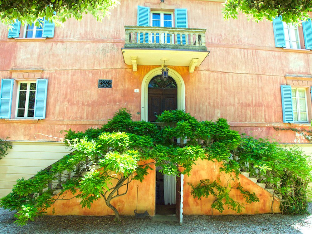 Villa Fontelunga Tuscany, luxury accommodation in Tuscany