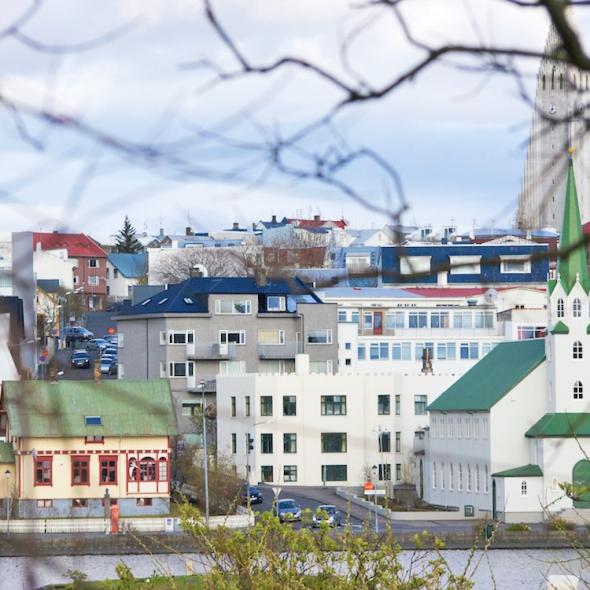 city of Reykjavik Iceland, visit Reykjavik