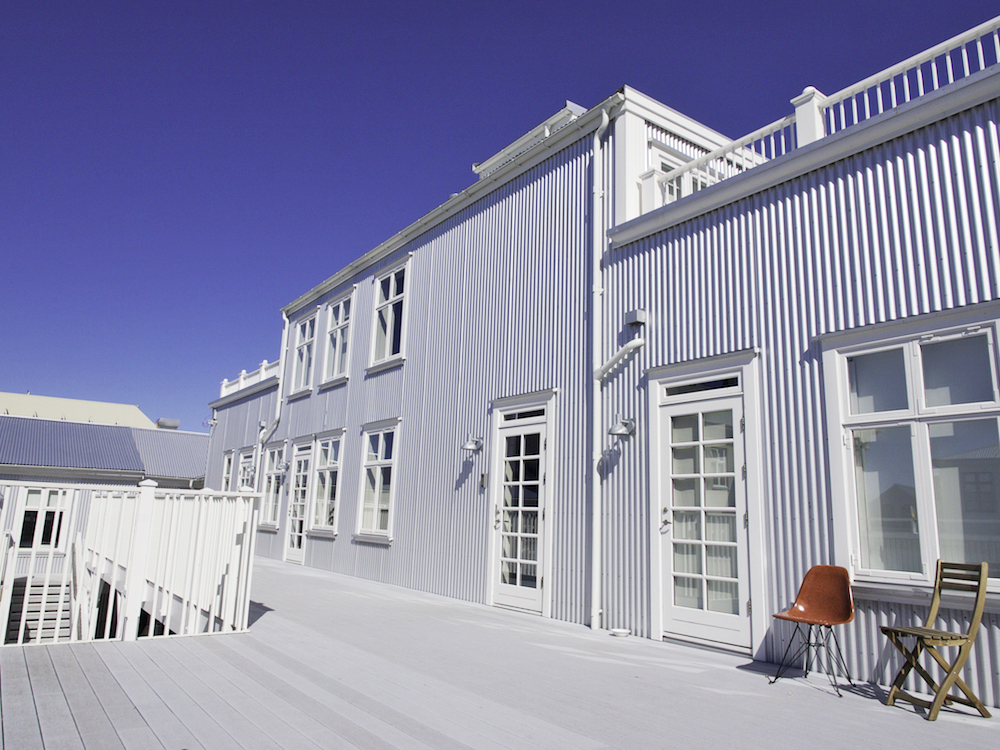 Kvosin Hotel Reykjavik, luxury accommodation Island