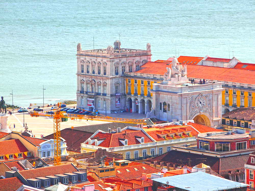 Lisbon city holiday, vacation in Portugal
