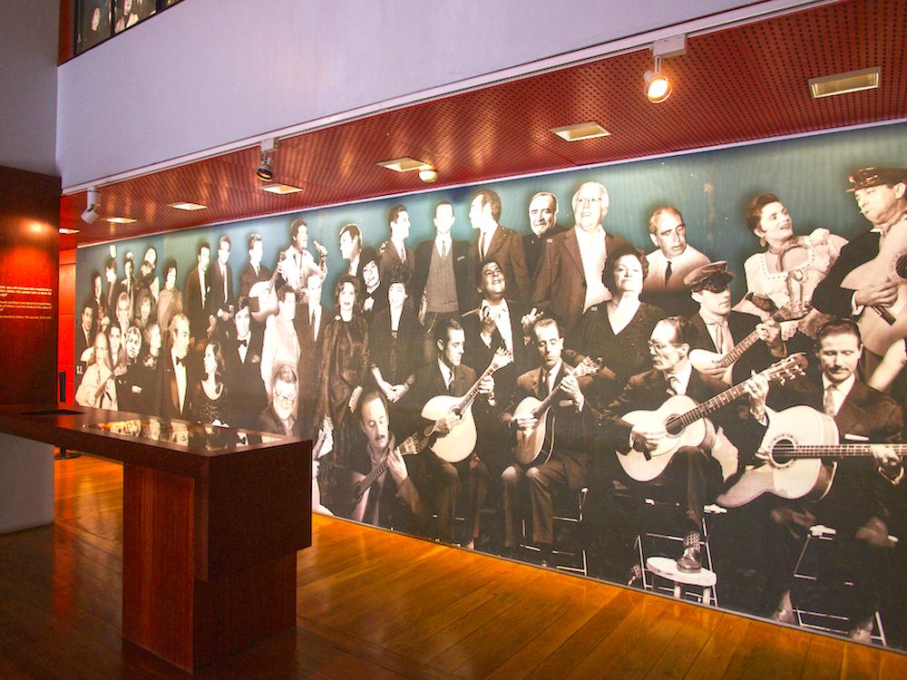Fado Museum Lisbon, Fado music Portugal