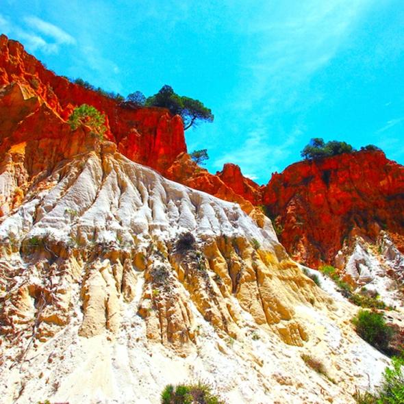 Pine Cliffs resort and golf