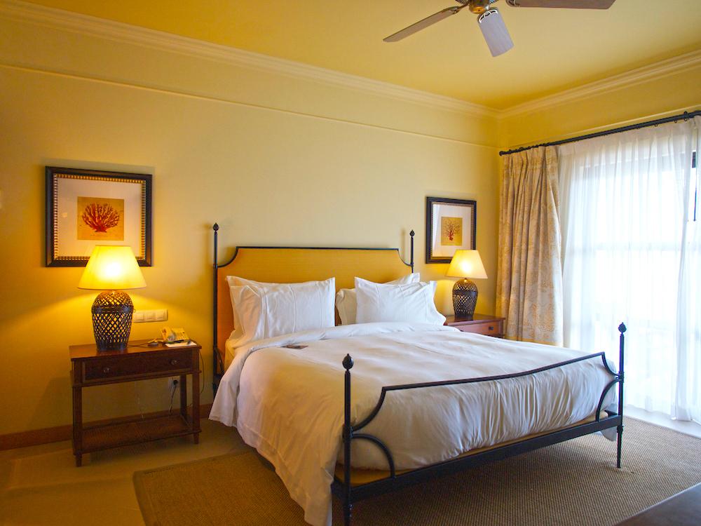 luxury bedroom Pine Cliffs Resort, Algarve luxury hotels