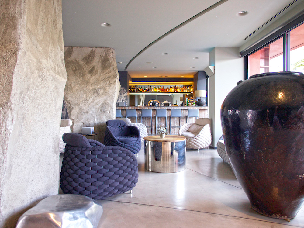 hotel lobby Vitoria, Evora luxury accommodation