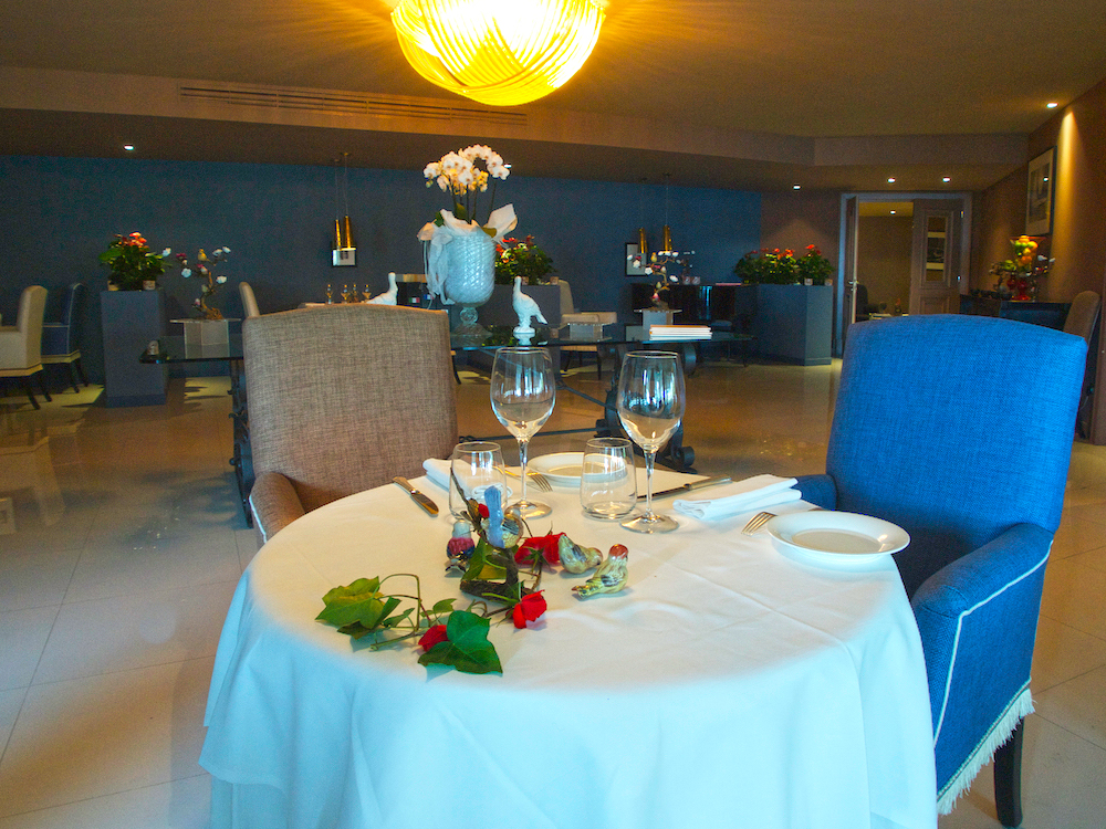 Belvedere restaurant Cala del Porto, Punta Cana fine dining,