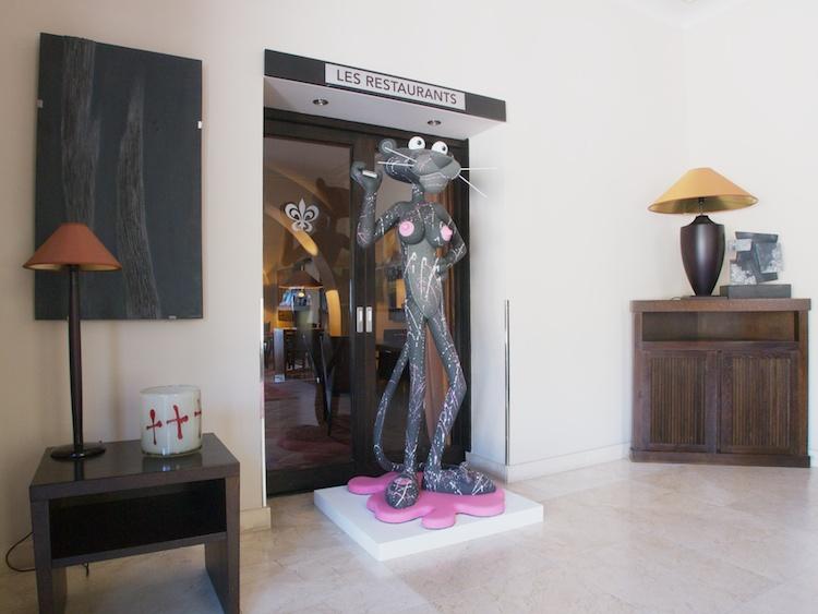Corsican art, five star hotels Corsica
