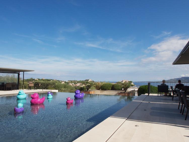 Hotel La Villa Corsica, luxury accommodation Calvi