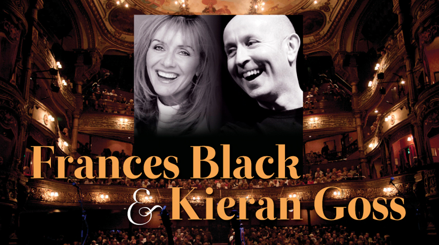Frances Black and Kieran Goss, Irish live music