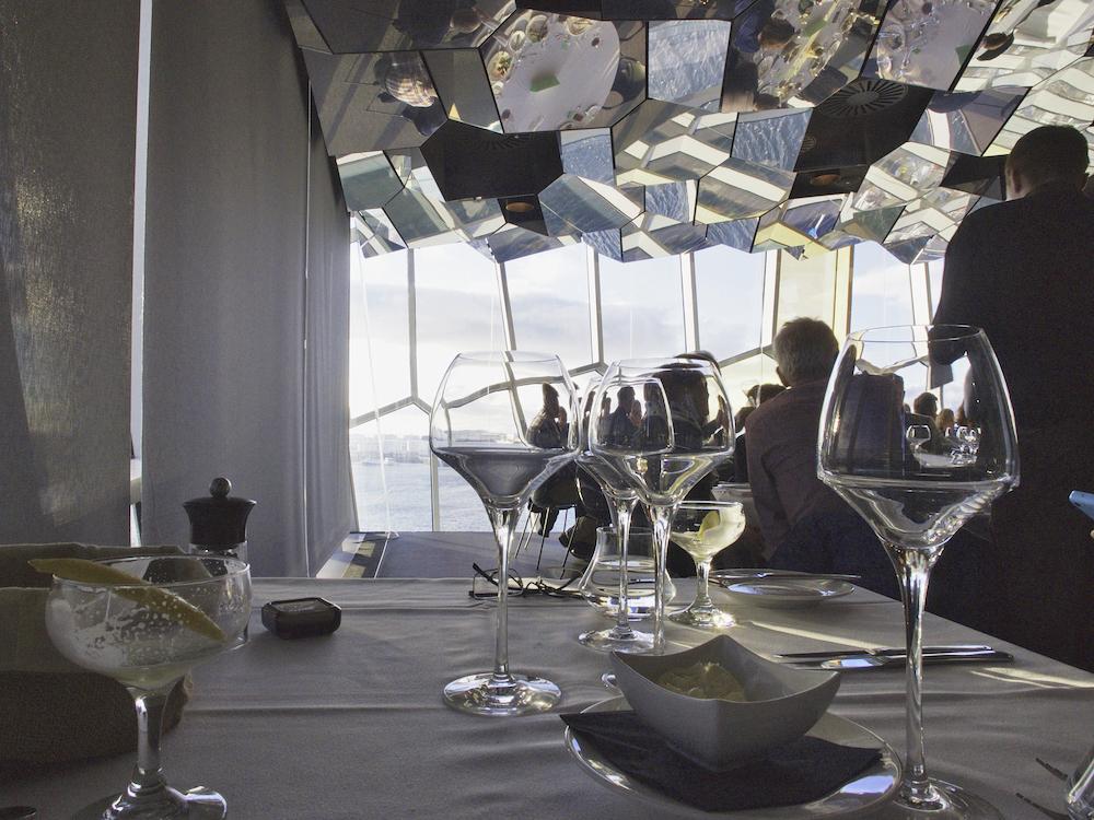 Kolabrautin restaurant, fine dining in Reykjavik