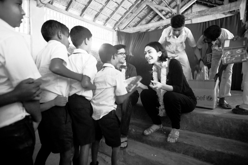 UNICEF projects Sri Lanka, Cathal Ryan Trust