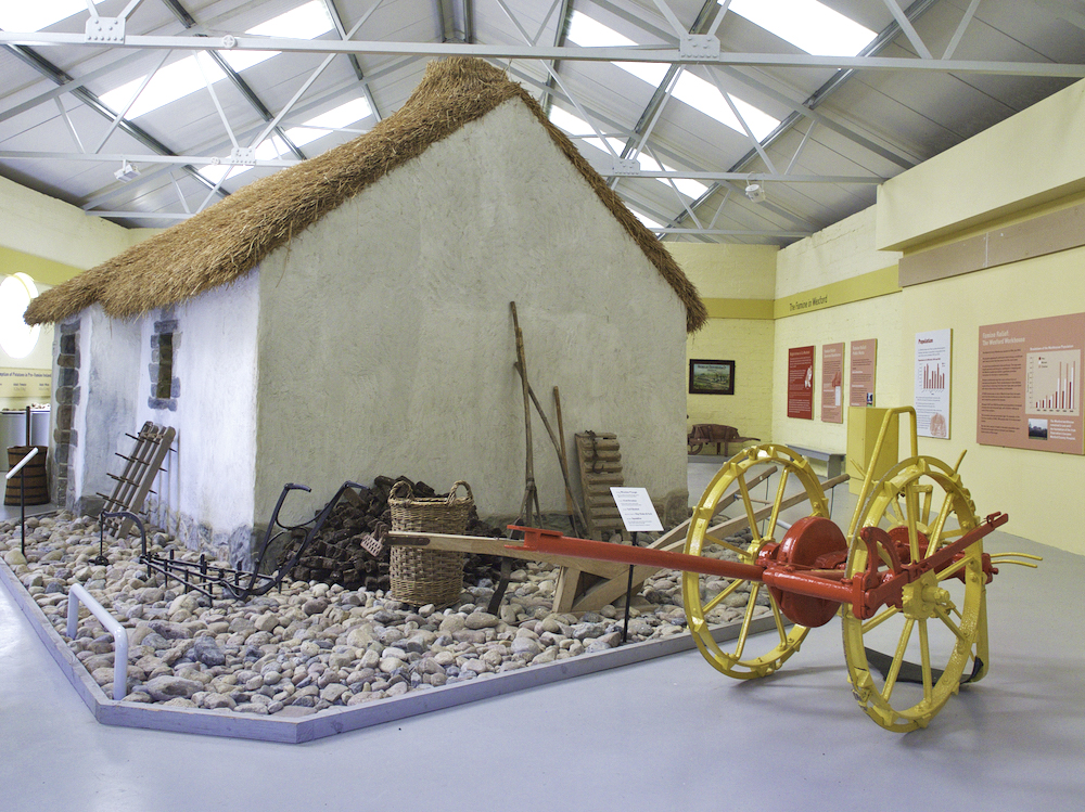 Johnstown Castle, Irish Agricultural Museum