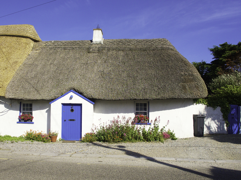 Irish cottage Wexford, day trips from Wexford