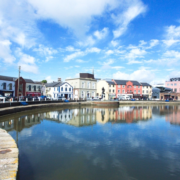 Viking heritage in Ireland, Wexford city destination