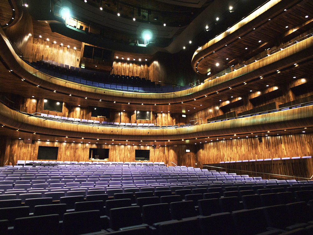National Opera House Ireland, classical music Wexford