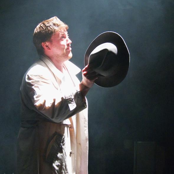 The MAC theatre Belfast, Accidental Pervert off Broadway
