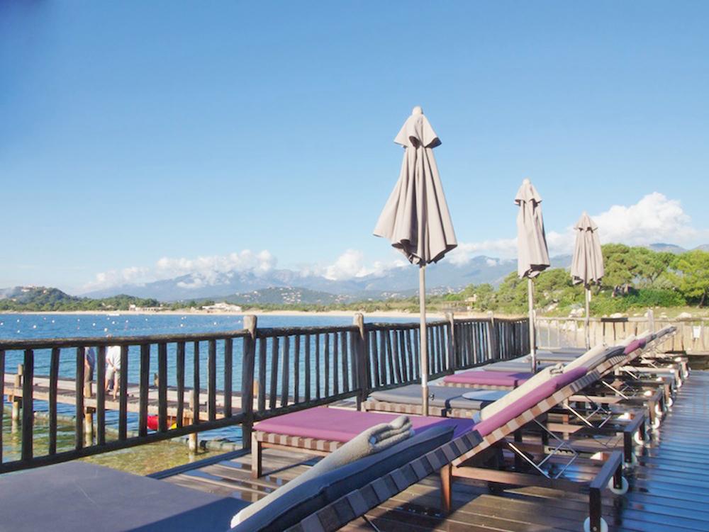 Grand Hotel de Cala Rossa, luxury hotels Corsica
