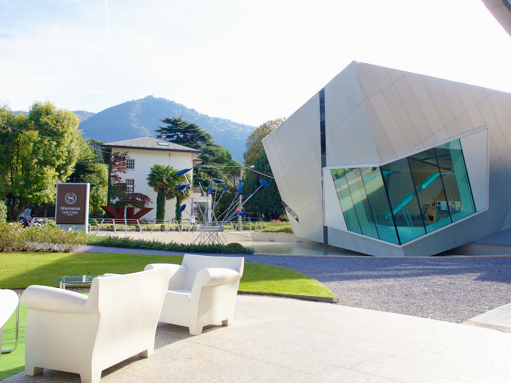 Sheraton Lake Como, luxury hotels in Como