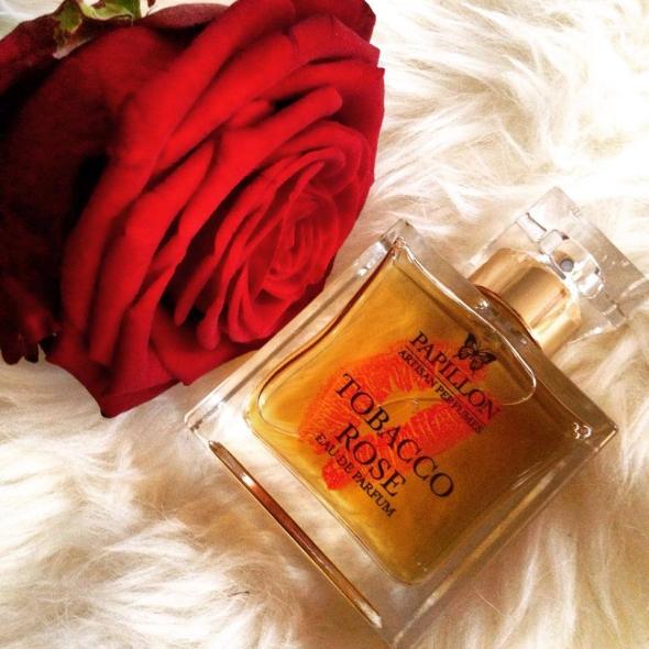 Tobacco rose perfume, Anubis perfume, Salome perfume