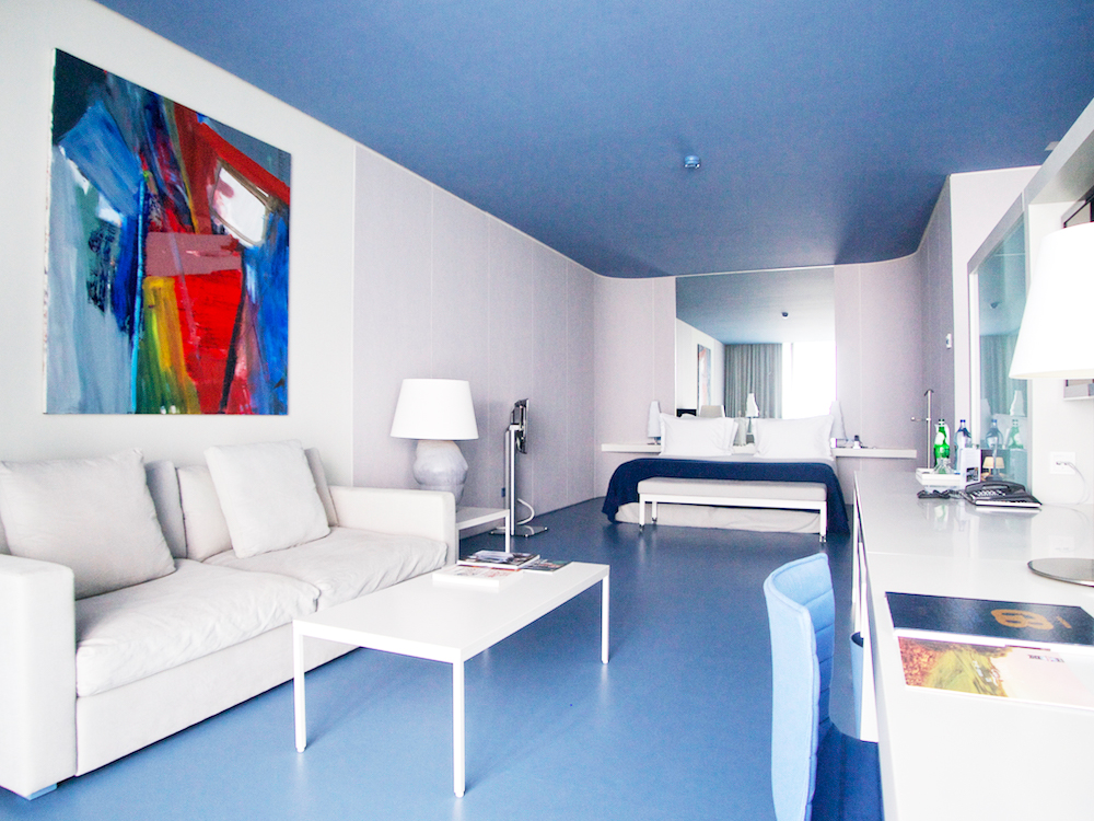 luxury rooms at The Oitavos hotel, where to stay in Cascais