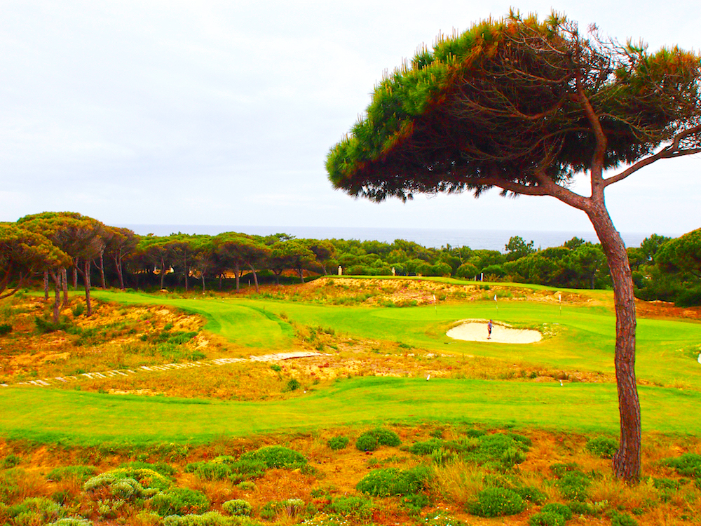 golf resort Cascais, where to stay in Cascais