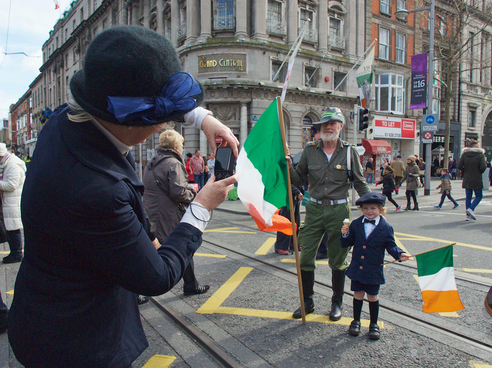 Easter Rising commemoration events, Dublin centennial celebrations
