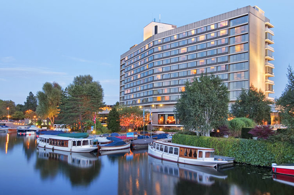Photo used with permission from Hilton Amsterdam