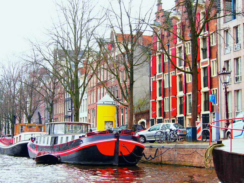 Amsterdam city, where to stay in Amsterdam