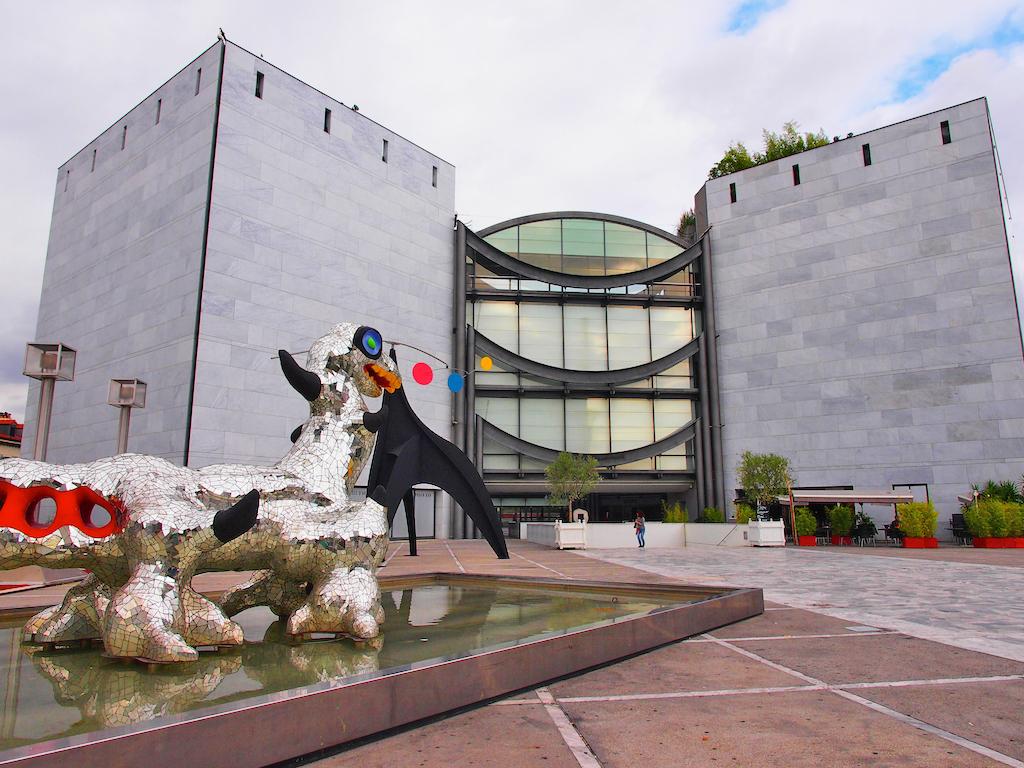 Contemporary Art Museum, Palais Masséna