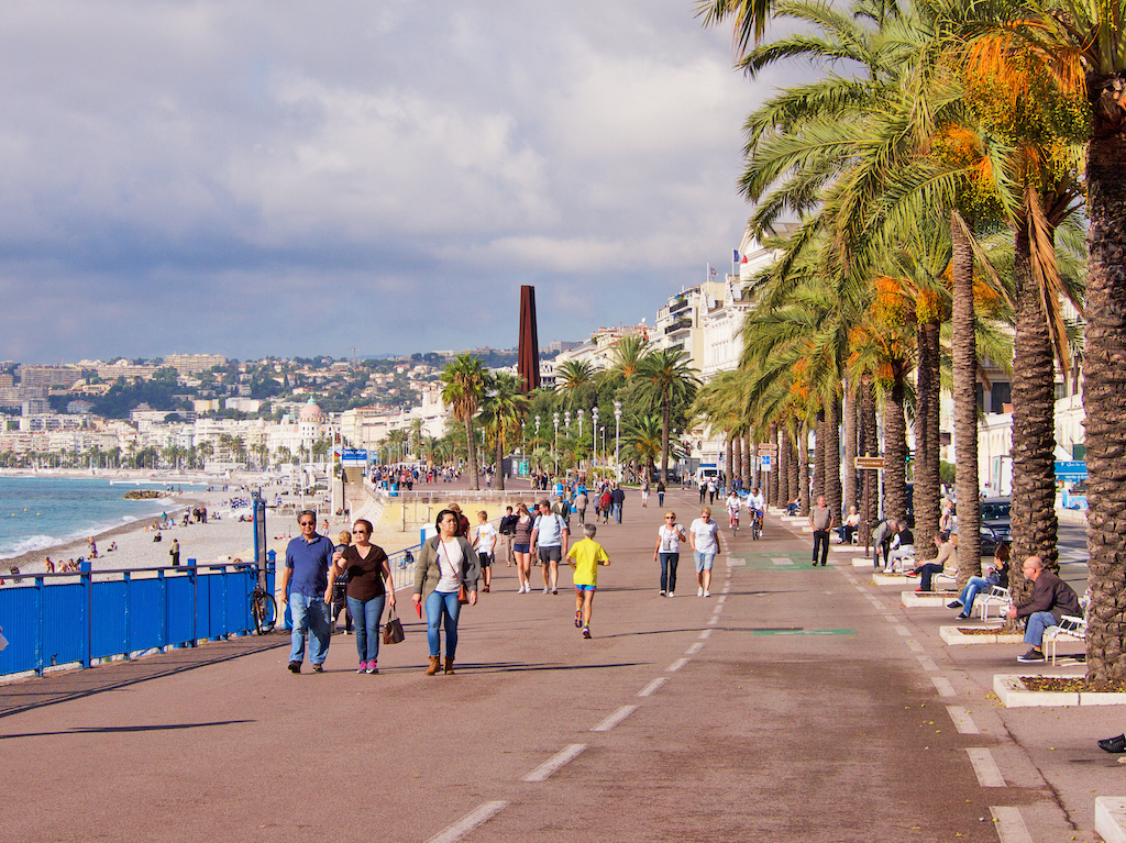 visit Nice, French Riviera