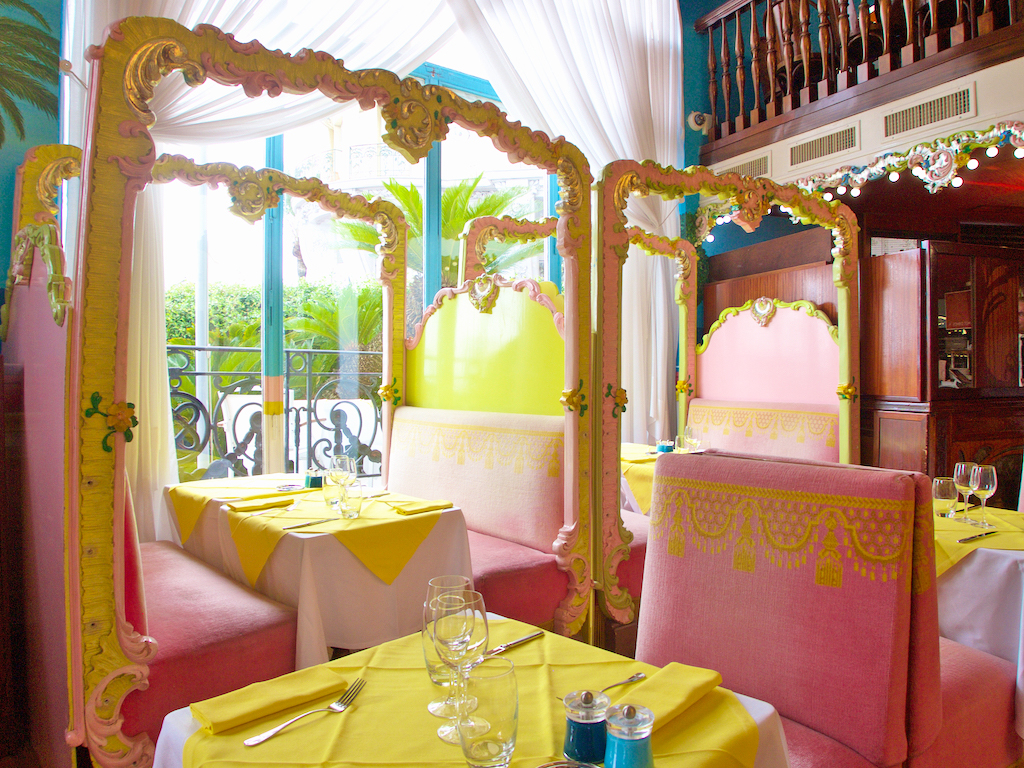 La Rotonde Brasserie Nice, gourmet restaurants in Nice