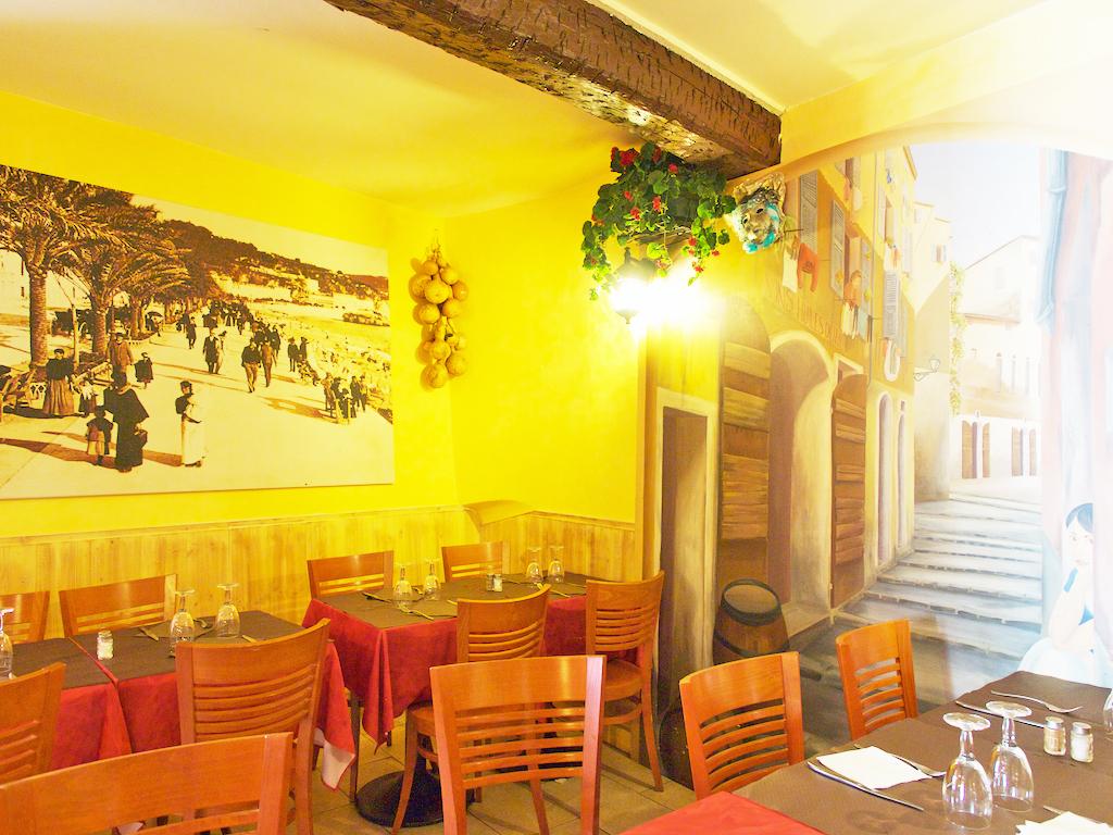 Lu Fran Calin restaurant Nice