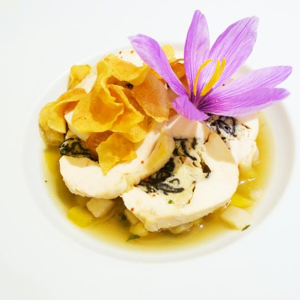 best restaurants in Nice, Les Sens restaurant