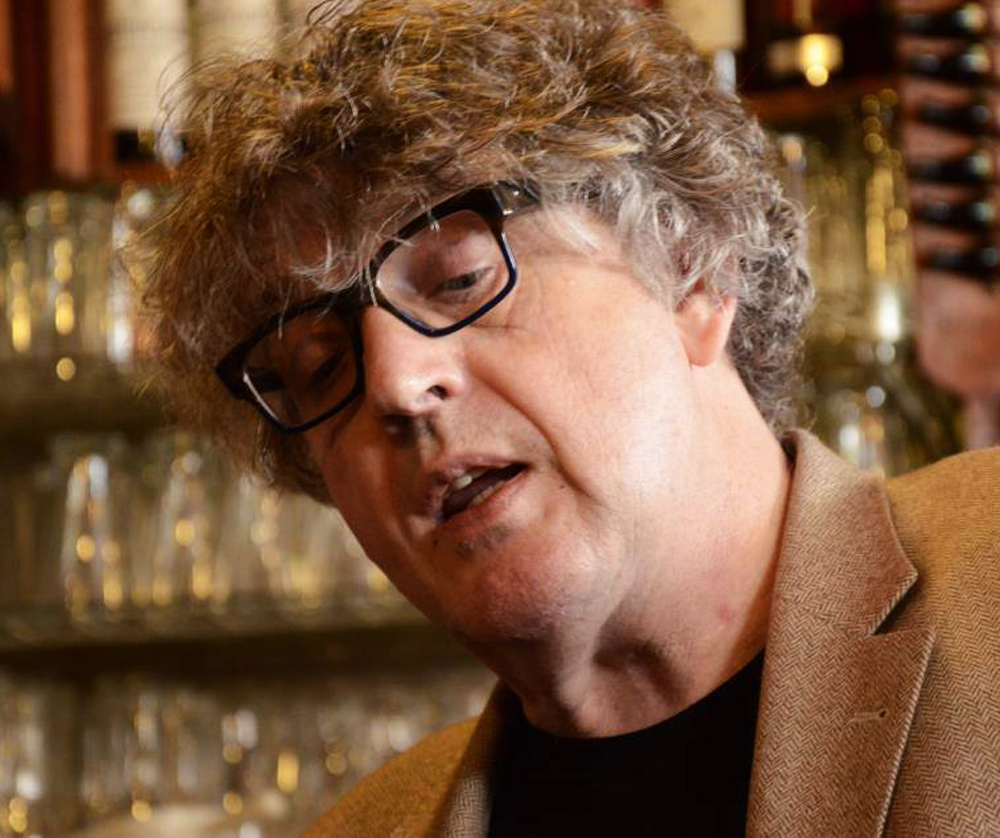 Paul Muldoon author, 1916 Easter Rising commemorations