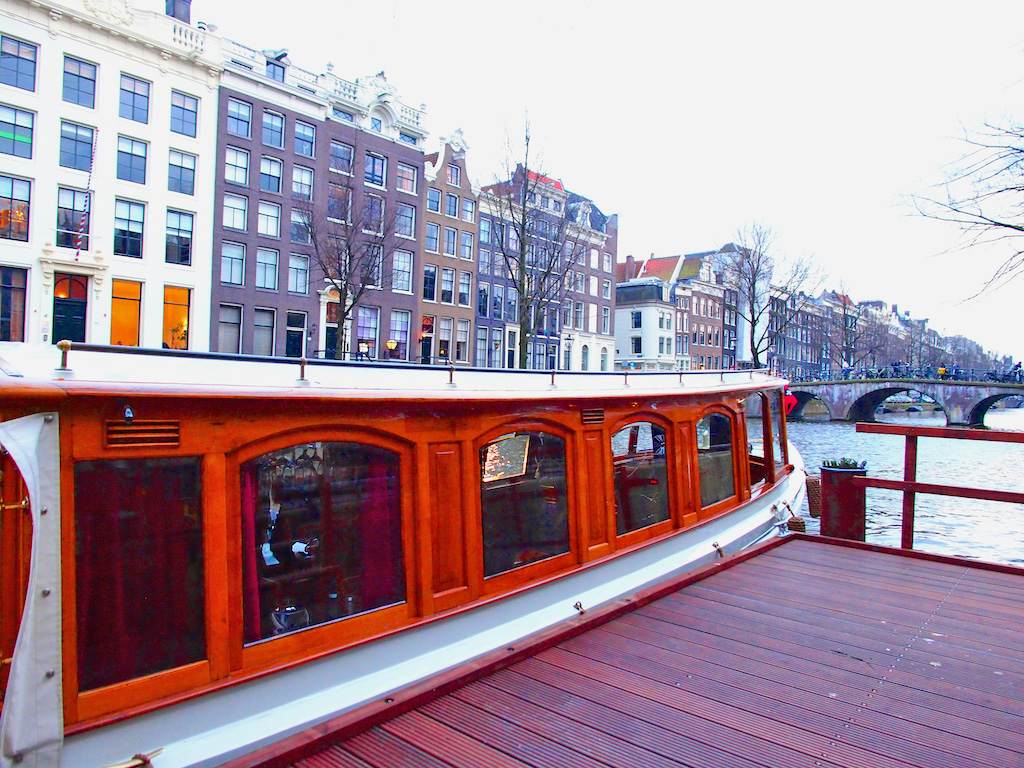boat tours in Amsterdam