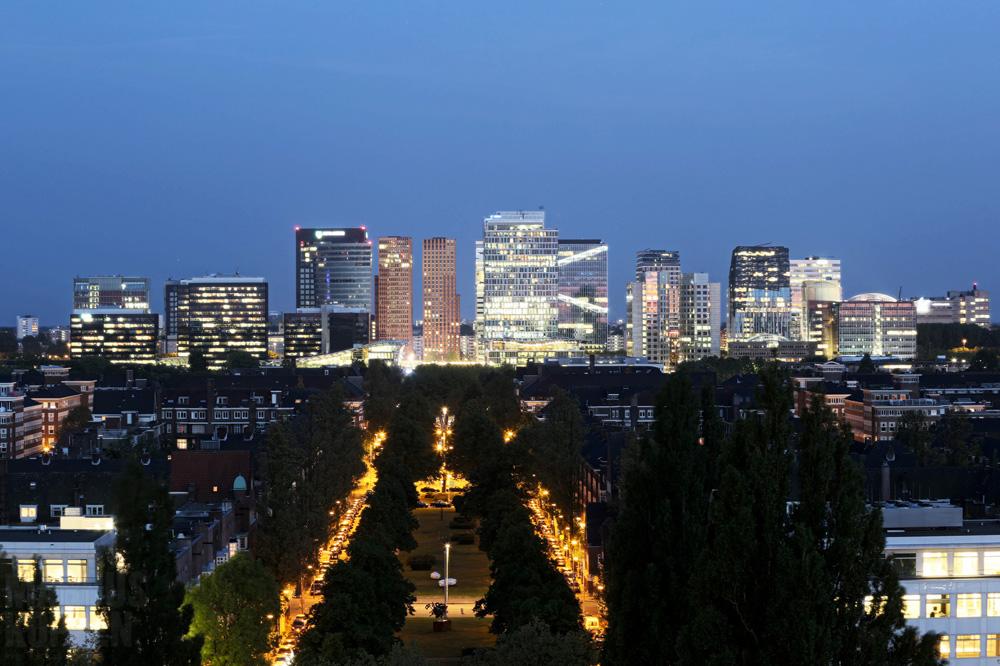 Hilton Amsterdam, best hotels in Amsterdam