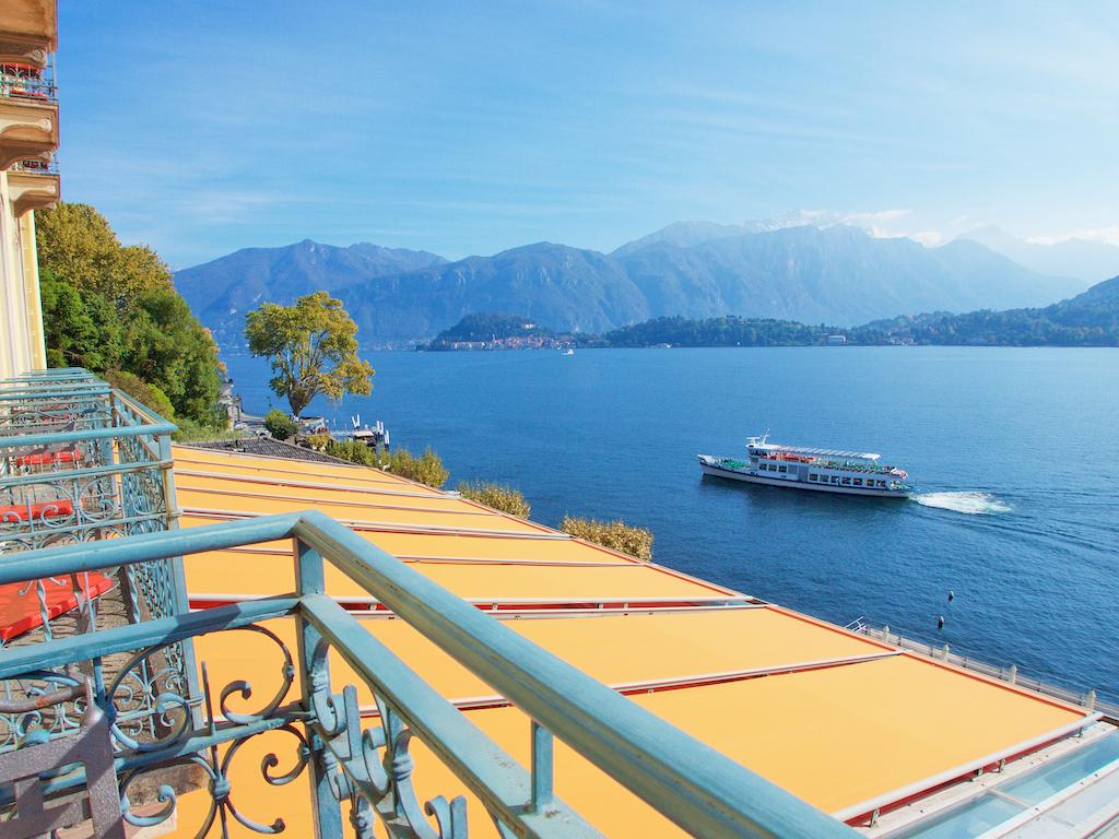 vacation on Lake Como
