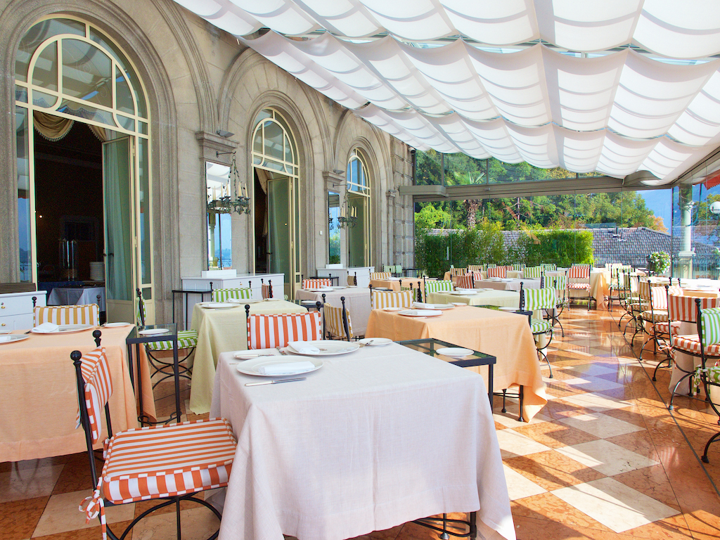 best restaurants lake como, La Terrazza restaurant