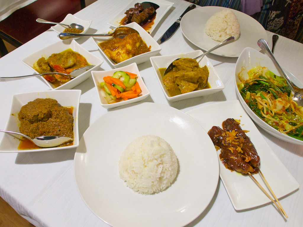 Indonesian food in Amsterdam, best restaurants in Amsterdam