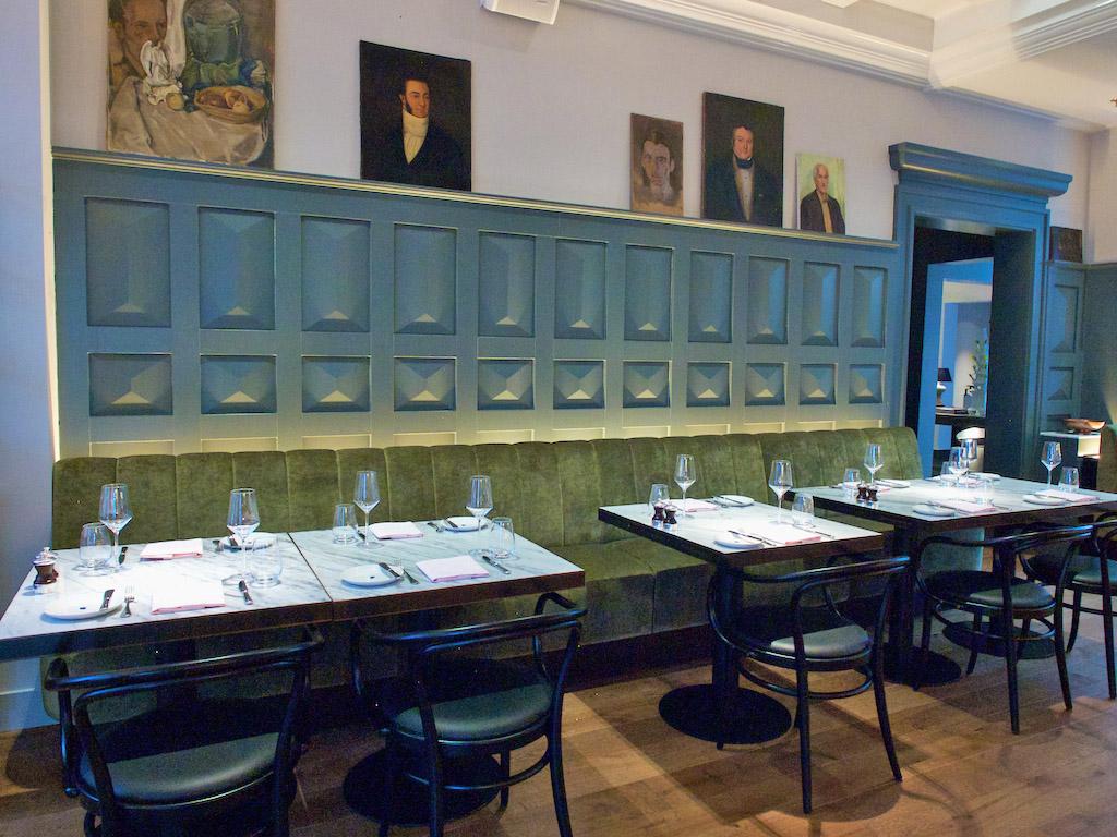 Jansz restaurant Amsterdam, Pulitzer Hotel Amsterdam