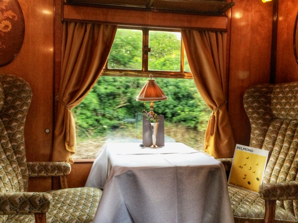 what to do in London, luxury train journeys
